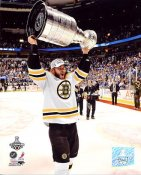 Nathan Horton With Stanley Cup 2011 Boston Bruins 8x10 Photo