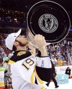 Tyler Seguin With Stanley Cup 2011 Boston Bruins 8x10 Photo