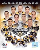 Bruins 2011 Stanley Cup Champions Composite Boston 8x10 Photo
