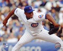 Carlos Marmol Chicago Cubs 8X10 Photo