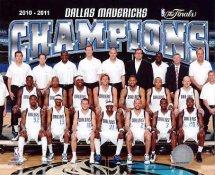 Mavericks 2011 Dallas NBA Championship Team Composite  8X10 Photo LIMITED STOCK