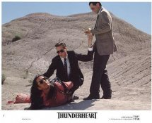 Val Kilmer & Sam Shepard LIMITED STOCK 8X10 Original Lobby Card Photo