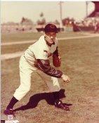 Bob Feller LIMITED STOCK Cleveland Indians 8X10 Photo