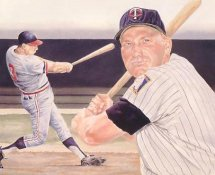 Harmon Killebrew LIMITED STOCK Minnesota Twins 8X10 Photo