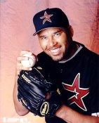 Jose Lima LIMITED STOCK Houston Astros 8X10 Photo