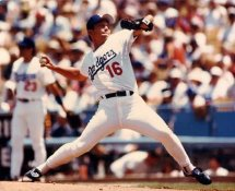 Hideo Nomo LIMITED STOCK Los Angeles Dodgers 8X10 Photo