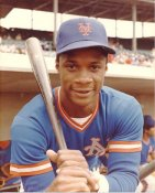 Darryl Strawberry LIMITED STOCK New York Mets 8X10 Photo