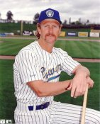 Robin Yount LIMITED STOCK Milwaukee Brewers 8x10 Photo