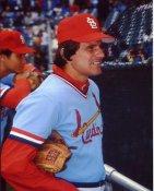 Ken Reitz St. Louis Cardinals 8X10 Photo