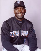 Mookie Wilson New York Mets 8X10 Photo