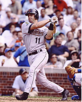 Brad Ausmus Houston Astros 8X10 Photo