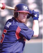 Rob Fick Atlanta Braves 8X10 Photo