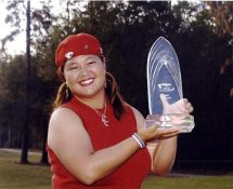 Christina Kim LIMITED STOCK 8X10 Photo