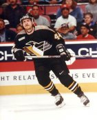 Rob Brown LIMITED STOCK Pittsburgh Penguins 8X10 Photo