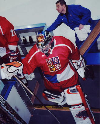 Roman Chetmaniak LIMITED STOCK Olympics 8X10 Photo