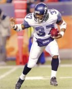 Shaun Alexander LIMITED STOCK Seattle Seahawks 8X10 Photo