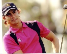 Camilo Villegas LIMITED STOCK 8X10 Photo
