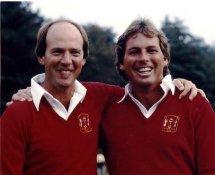Larry Nelson & Lanny Wadkins LIMITED STOCK 8X10 Photo