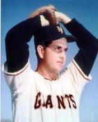 Hoyt Wilhelm LIMITED STOCK New York Giants 8X10 Photo