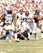 Terry Allen LIMITED STOCK Minnesota Vikings 8X10 Photo