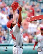 Ervin Santana No Hitter 7/27/11 Anaheim Angels 8X10 Photo