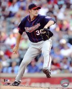 Scott Baker Minnesota Twins 8X10 Photo