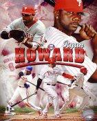 Ryan Howard Philadelphia Phillies 8X10 Photo