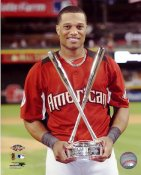 Robinson Cano 2011 Home Run Derby Champion New York Yankees 8X10 Photo