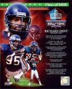 Richard Dent Hall Of Fame Chicago Bears 8x10 Photo