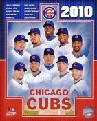 Carlos Zambrano,Geovany Soto,Alfonso Soriano,Ryan Theriot & Aramis Ramirez LIMITED STOCK Chicago Cubs 8X10 Photo