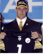 Ben Roethlisberger No Hologram Steelers 8x10 Photo
