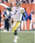 Ben Roethlisberger LIMITED STOCK Steelers 8x10 Photo