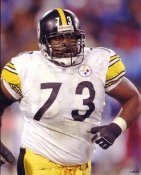 Kendall Simmons LIMITED STOCK Pittsburgh Steelers 8x10 Photo
