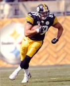 Matt Spaeth LIMITED STOCK Pittsburgh Steelers 8X10 Photo