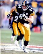 Jerame Tuman LIMITED STOCK Pittsburgh Steelers 8x10 Photo