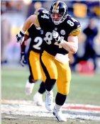 Jerame Tuman LIMITED STOCK Pittsburgh Steelers 8x10 Photo