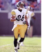 Hines Ward LIMITED STOCK Pittsburgh Steelers 8x10 Photo
