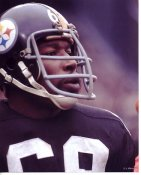 LC Greenwood LIMITED STOCK Pittsburgh Steelers 8x10 Photo