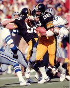 Franco Harris LIMITED STOCK Pittsburgh Steelers 8x10