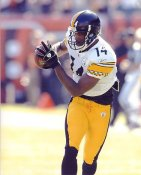 Limus Sweed LIMITED STOCK Pittsburgh Steelers 8X10 Photo