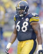 Keydrick Vincent LIMITED STOCK Pittsburgh Steelers 8x10 Photo