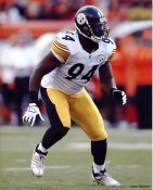 Lawrence Timmons LIMITED STOCK Pittsburgh Steelers 8x10 Photo