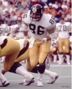 Preston Gothard LIMITED STOCK Pittsburgh Steelers 8x10 Photo