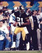 Deon Figures LIMITED STOCK Pittsburgh Steelers 8x10 Photo