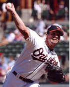 Pat Hentgen Baltimore Orioles 8X10 Photo