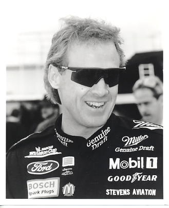 Rusty Wallace LIMITED STOCK 8X10 Photo