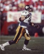 Mike Mularkey  LIMITED STOCK Pittsburgh Steelers 8x10 Photo
