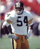 Hardy Nickerson LIMITED STOCK Pittsburgh Steelers 8x10 Photo