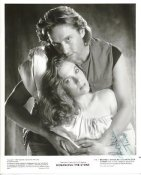 Michael Douglas & Kathleen Turner LIMITED STOCK 8X10 Photo