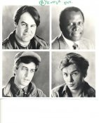 Dan Aykroyd, Sidney Poitier, River Phoenix LIMITED STOCK 8X8 Photo